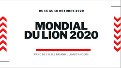 Presentation d'evenement Mondial du Lion
