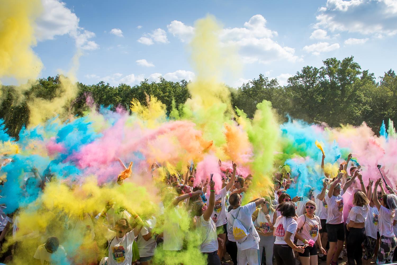LM Color Run 3ème édition