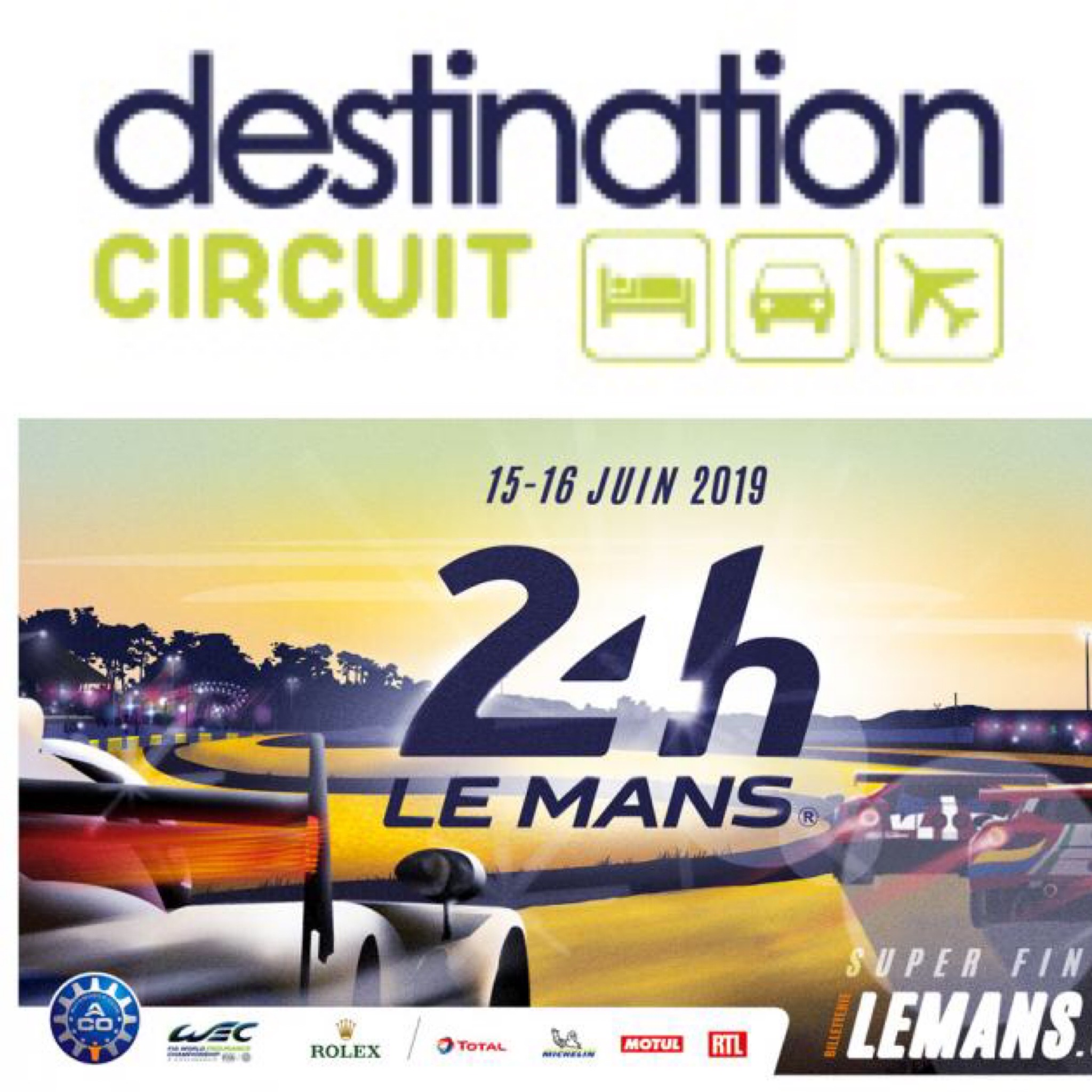Destination Circuit 24H 2019
