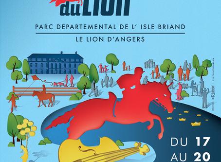 La Nouvelle affiche du Mondial du Lion 2019 enfin dévoilée !