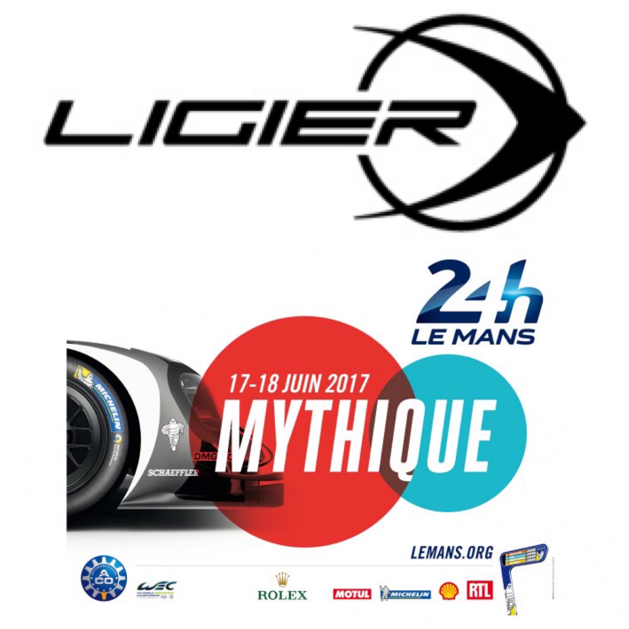 Ligier 24H 2017