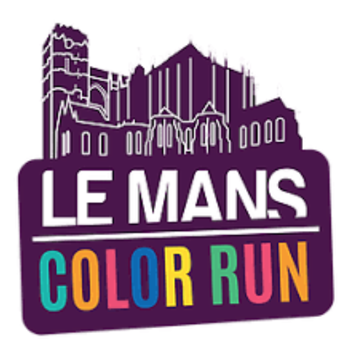 Color Run Le Mans