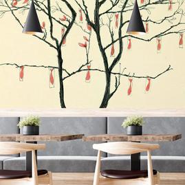 L'arbre à souhaits (I.Chatellard) - réf : IC-05