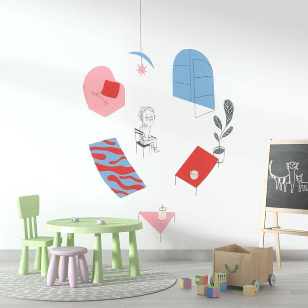 The heart (G.Alibeu) - réf : GA-03