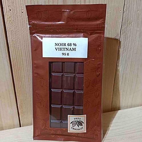 Tablette Noir 68% Vietnam 95g