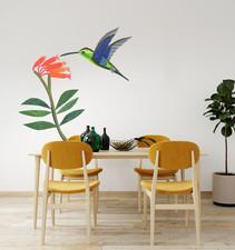 papier peint-salle-a-manger