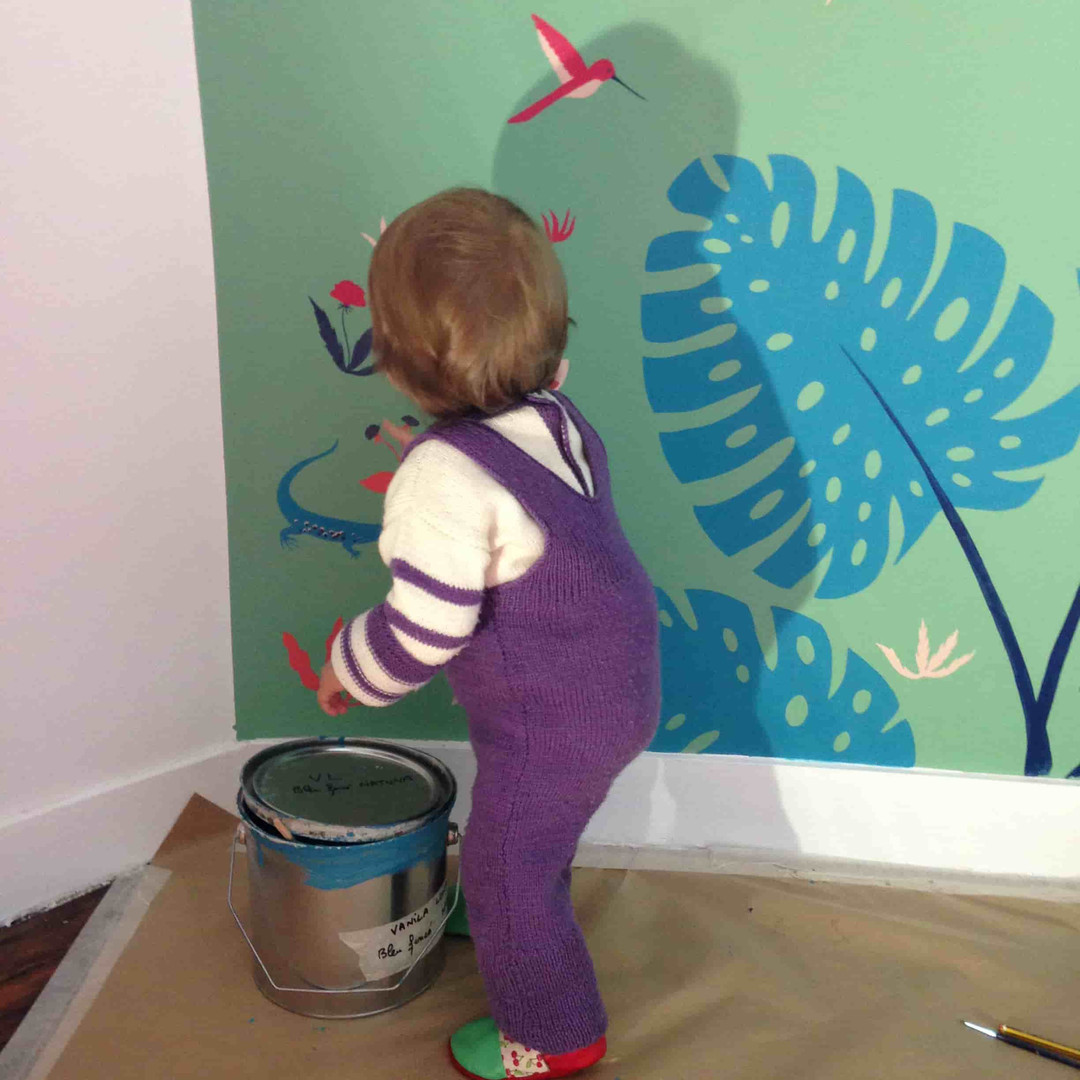 fresque-jungle-maternelle