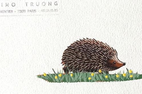 The Hedgehog (2)