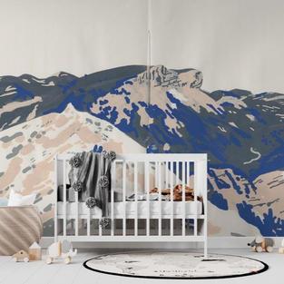 Montagnes vivantes 3 (G.Alibeu) - réf : GA-06