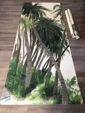 Papier peint Cocotiers en préparation pour Lyon