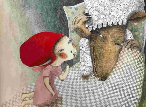 L'illustration de livres pour enfants : une oeuvre d'art !