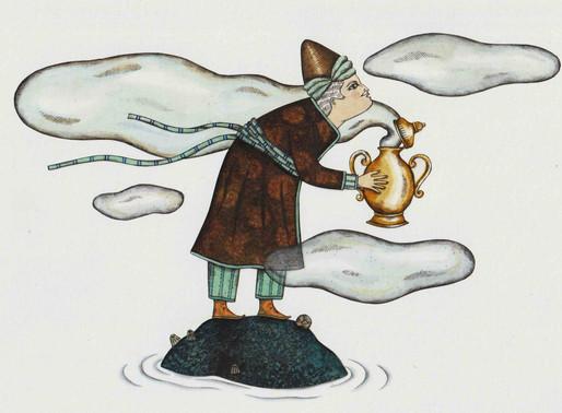 Children's Book Illustration : A Master Piece!