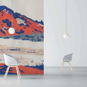 mural-decoration-montagne