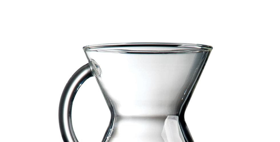 CHEMEX mug en verre