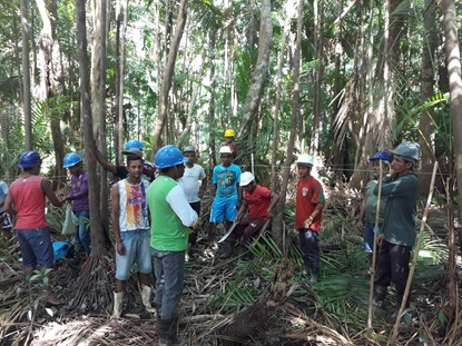 Comunidade Perpétuo Socorro - Peaex Acutipereira, Portel