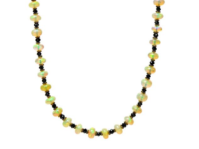 Black Diamonds & Opals