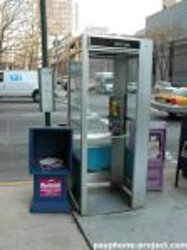 Manhattan Phone Booth