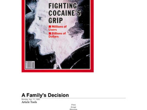 A Family's Decision