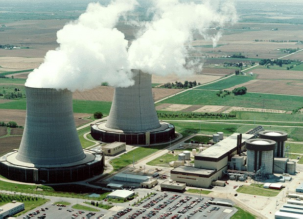 Byron Nuclear Powwer Plant