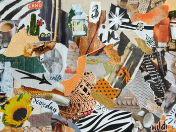 Collage in Art Therapy