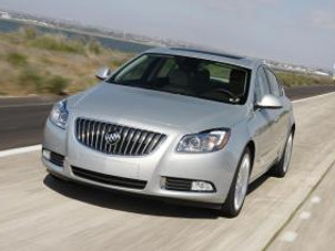 Regal Roading by Buick