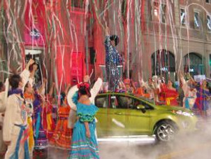 Party Time, Fiesta Style