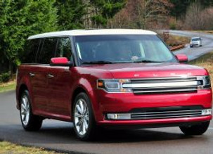 2013 Ford Flex: The Big Boys' Toy Bus