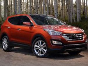 Hyundai Santa Fe: The Ambitious Crossover from Korea