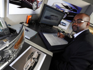 Rich Man's Jets and Family Sedans: The Creative Crayons of Earl Lucas