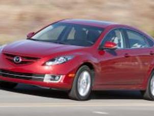 Mazda 6: The Zoom-Zoom Car