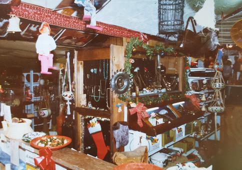 Christmas at The (original) Mexican Shack, 1975