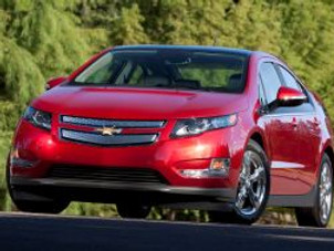 Running on E: The Chevy Volt Hits the Road