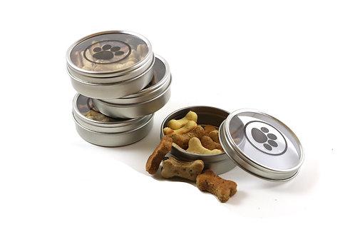 Fi-Dough's Itty Bitty Travel Tins (6 Count)