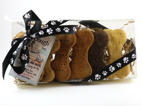 Fi-Dough's Gift Assortment, Half Dozen Large Treats