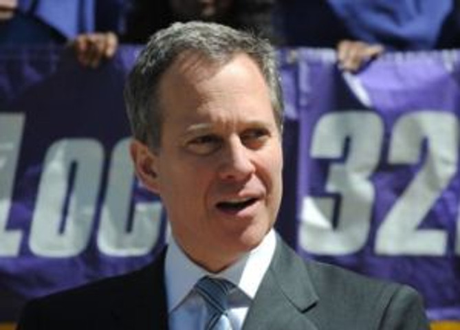 NY Attorney General Eric Schneiderman - 3