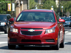 New Kid on the Block: Cruising in a Chevy  Cruze