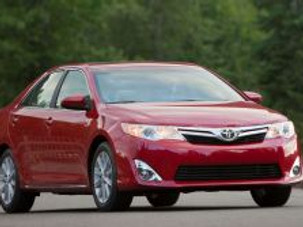 The Toyota Camry: Still the one to Beat