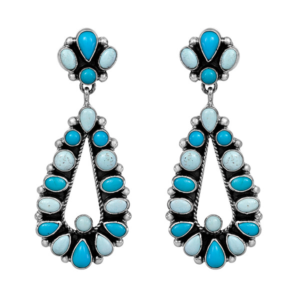 Silver Turquoise Light Blue Teardrop.jpg