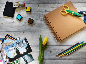Art Therapy: Gathering Your Art Supplies