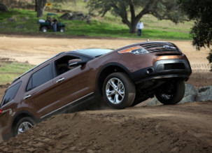 2012 Explorer: Another Big SUV from Ford