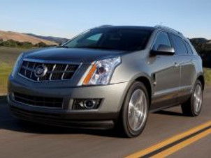 Rolling and Profiling In the Cadillac SRX