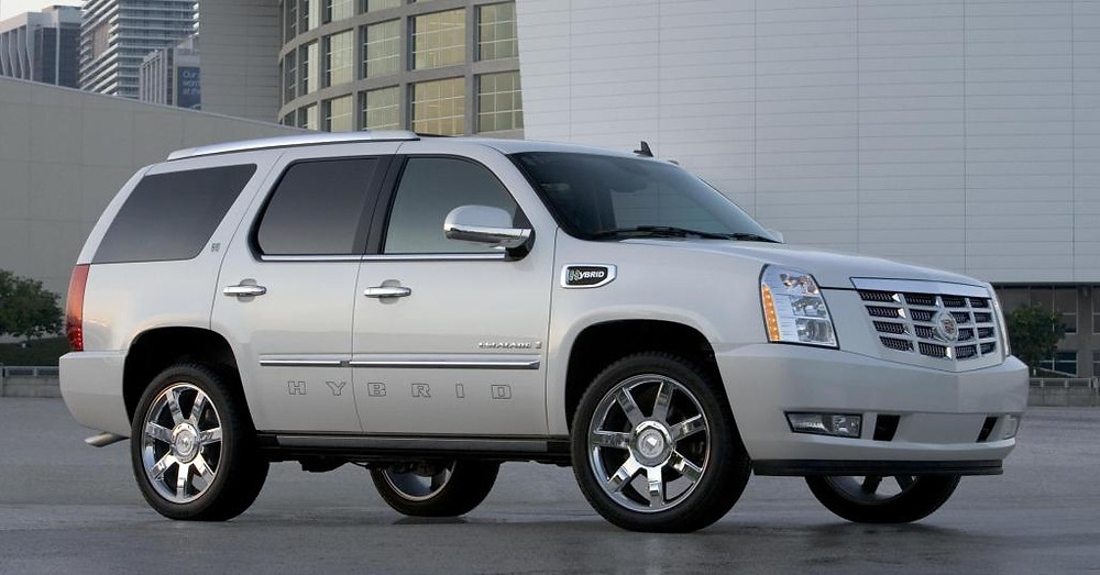09 Cadillac Escalade Hybrid
