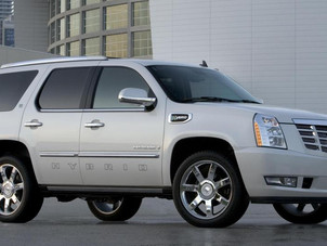 Cadillac Escalade Hybrid: The Low Gas Video Game on Wheels
