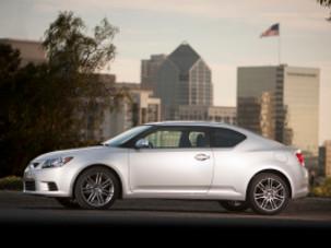 Toyota's Surprise Coupe: The Scion tC
