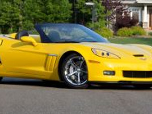 The Corvette: Speed, Grace, and Rolling Nostalgia