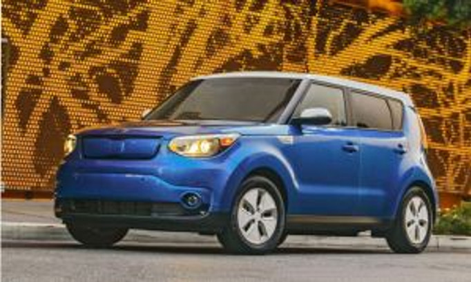 Kia Soul : Electric Hip-Hop