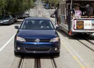 The VW Jetta:  Running With the Big Boys