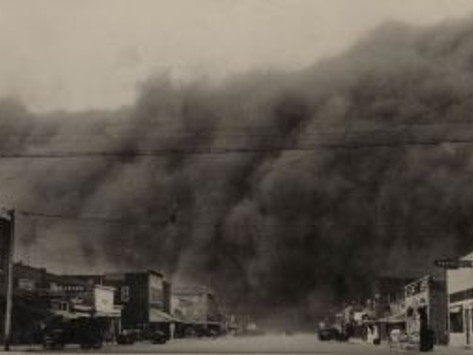 The Dust Bowl:     America's Greatest Ecological Disaster