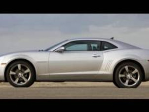 Fast, Furious, and a Fine Ride: 2010 Chevy Camaro