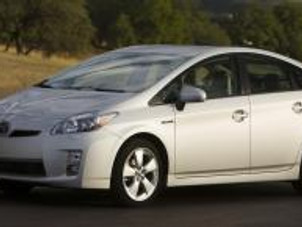 The Prius Triplets: Saving Gas and Avoiding Lightning